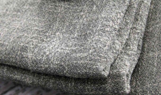 Mezcla de lino y algodón
