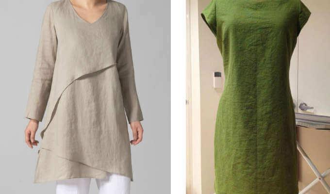 Lino para ropa