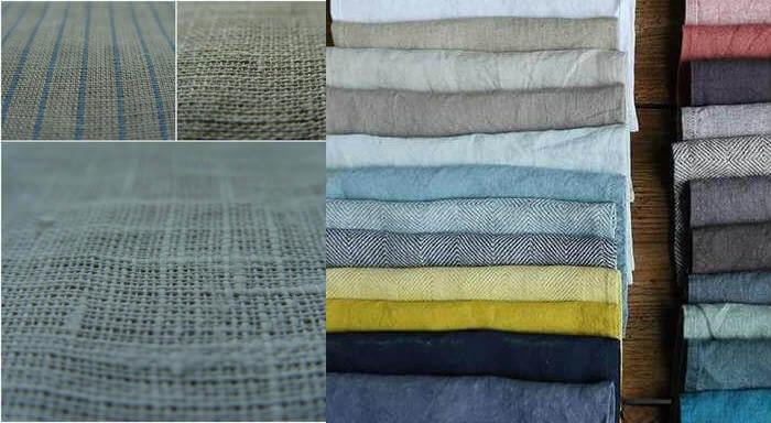 Tipos De Tela De Lino Textil En Que Se Diferencian