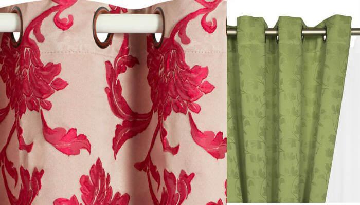 Usos de la tela Jacquard tapiz