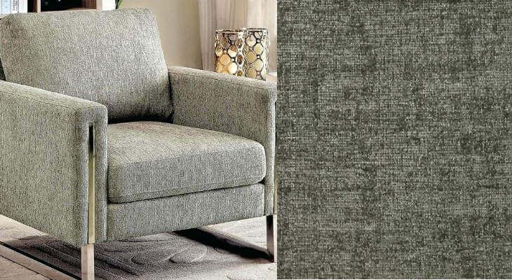 Tela chenille para sillones y muebles
