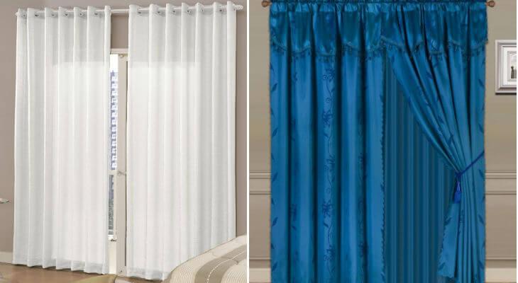 Tipos de telas para cortinas las 9 mejores - Telas rusticas para cortinas ...