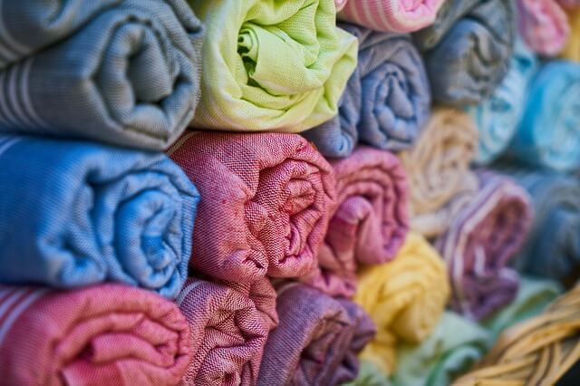 Diferentes tipos de algodon
