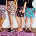 tipos de telas para faldas