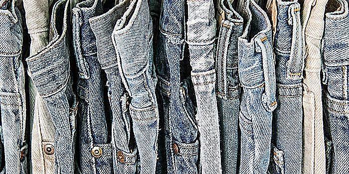 Telas Para Jeans. Tipos, Características Y Cuidados