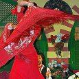 Telas Para Vestidos De Flamenca, Estampados, Descripción.