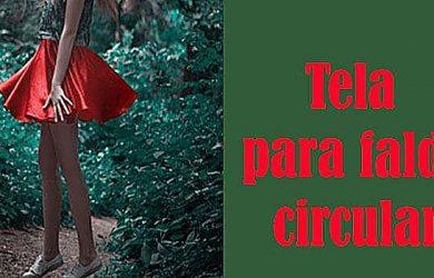 Mejores Tipos De Telas Para Falda Circular, Usos, Características