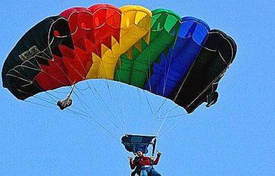 Telas Para Paracaídas. Tipos, Propiedades Y Fabricación